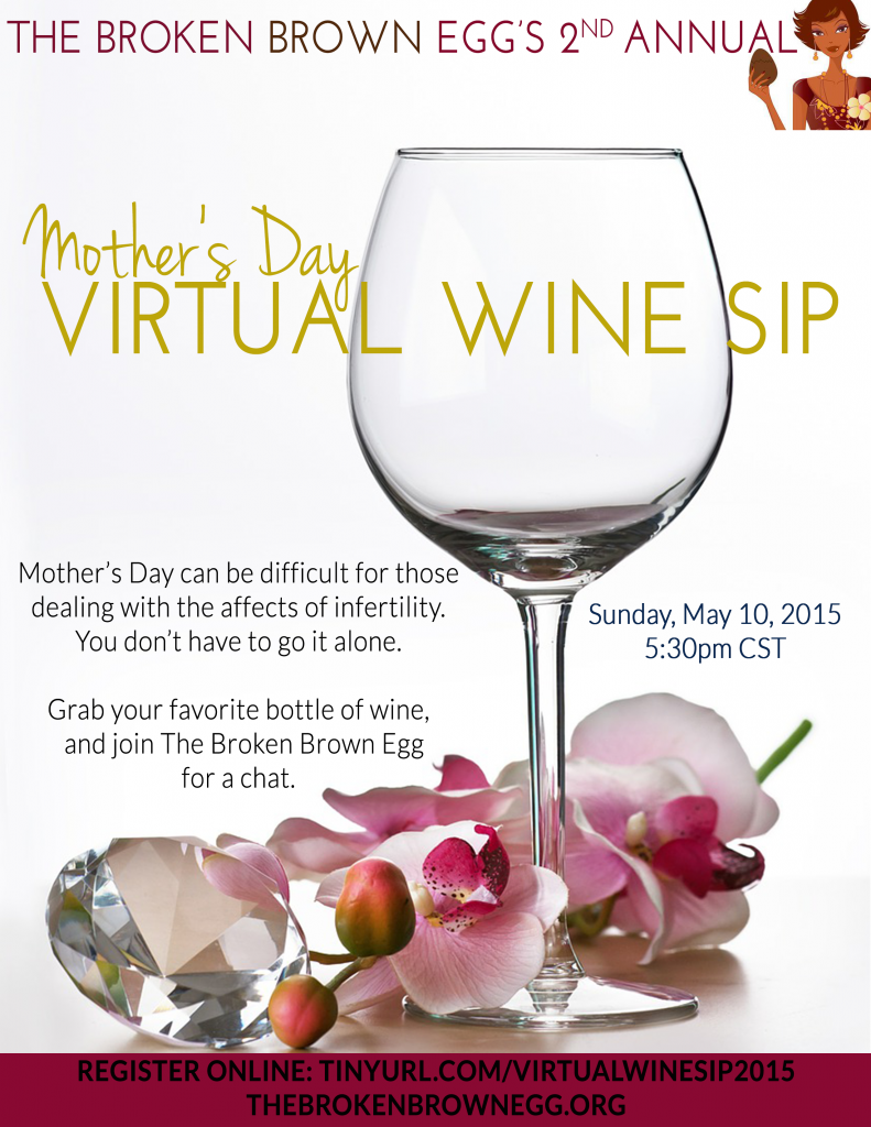 Mothers Day Wine Sip 2015