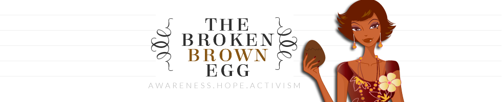 The Broken Brown Egg