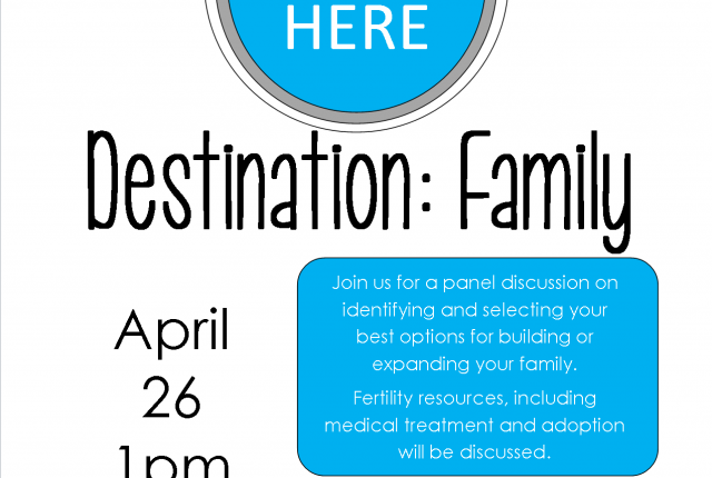 Destination Family Flyer - with logos