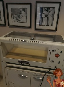 Original Cradle incubator.