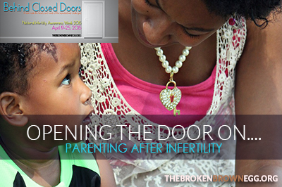Opening The Door On - Parenting After Infertility